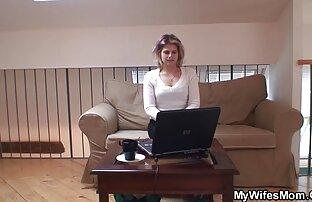 سحر یک عاشق فعال فعال با جوجه ای باریک روی افلام سكس اجنبي ساخنة مبل